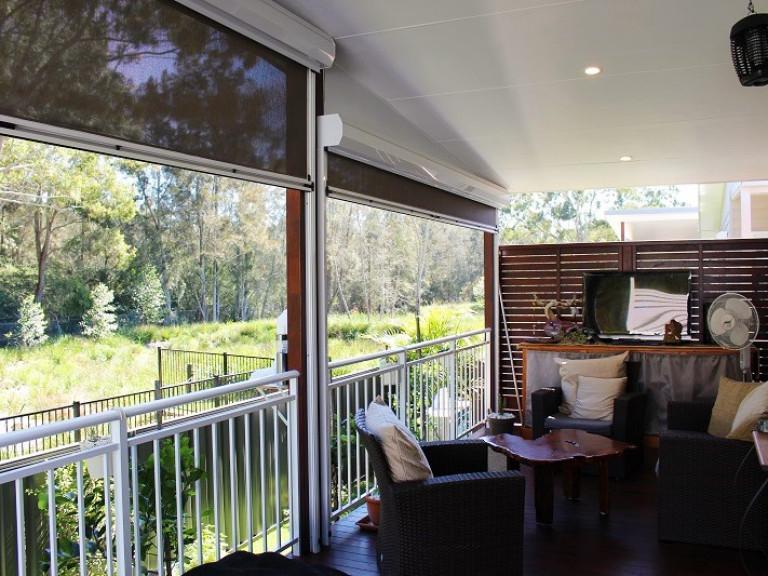 Near new with bush views