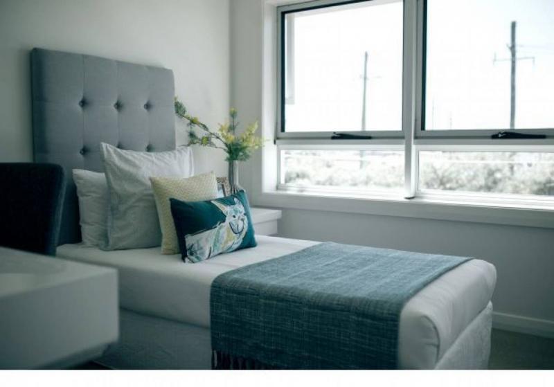 Azure Blue Redcliffe -2 Bedroom 2 Bathroom Apartment