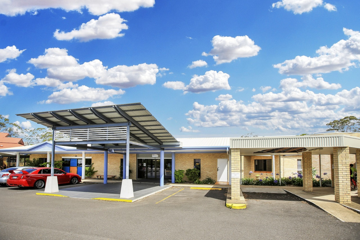 Churches of Christ in Queensland Gracehaven Aged Care Services