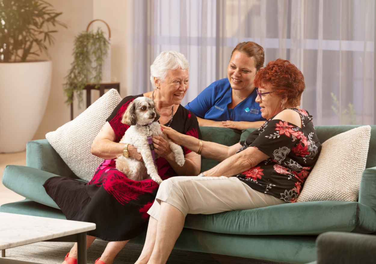 A unique aged care alternative. Aged care has never looked like this.