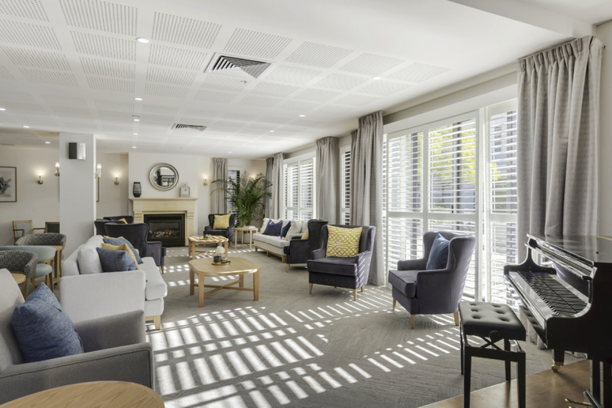 Spacious living areas and convenient ground floor positioning