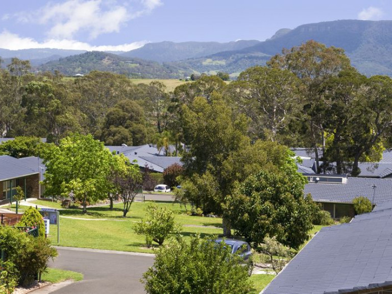 Anglicare Sydney - Retire in Dapto for $125,000 - Rare studio unit