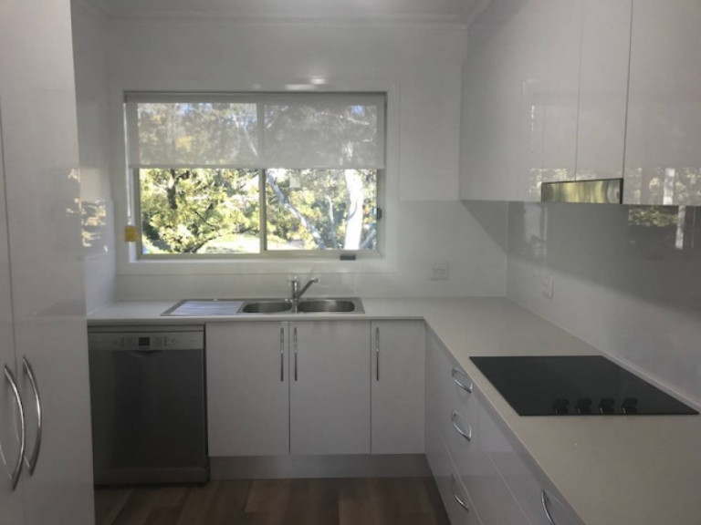 Newly renovated 2 bedroom home