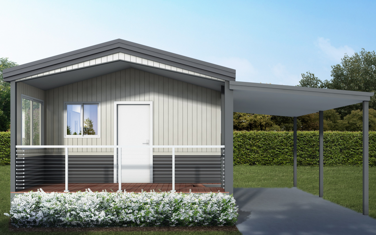 Blue Gum Lifestyle Village - Off the Plan - New Two Bedroom Home