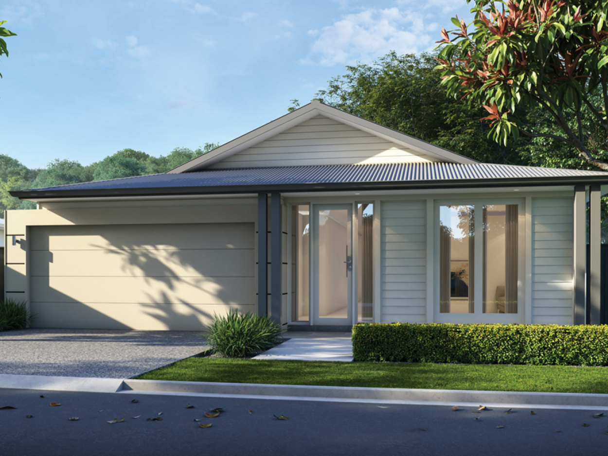The 'Faulkner' - Freehold house and land package