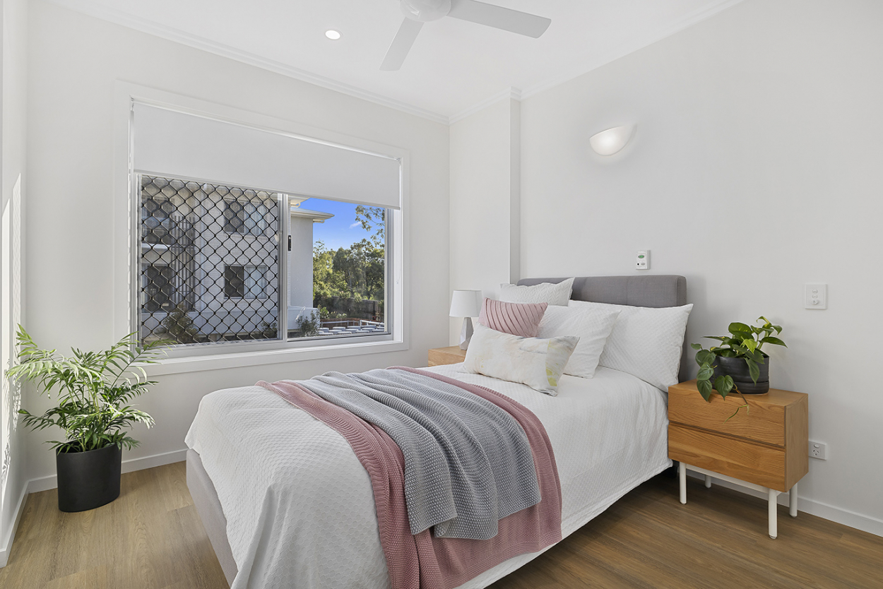 State-of-the-art two bedroom self-contained apartment