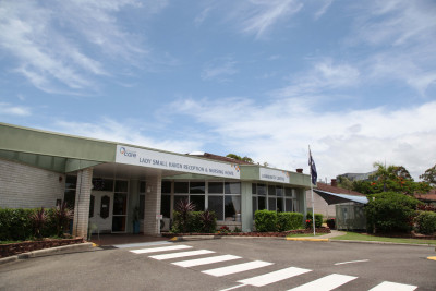 Churches of Christ Care Lady Small Haven Aged Care Service