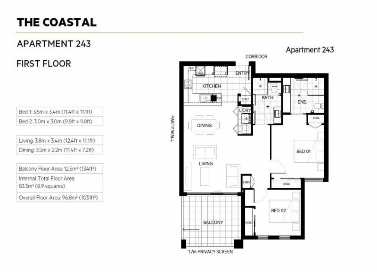 Apartment Living at Peninsula Grange