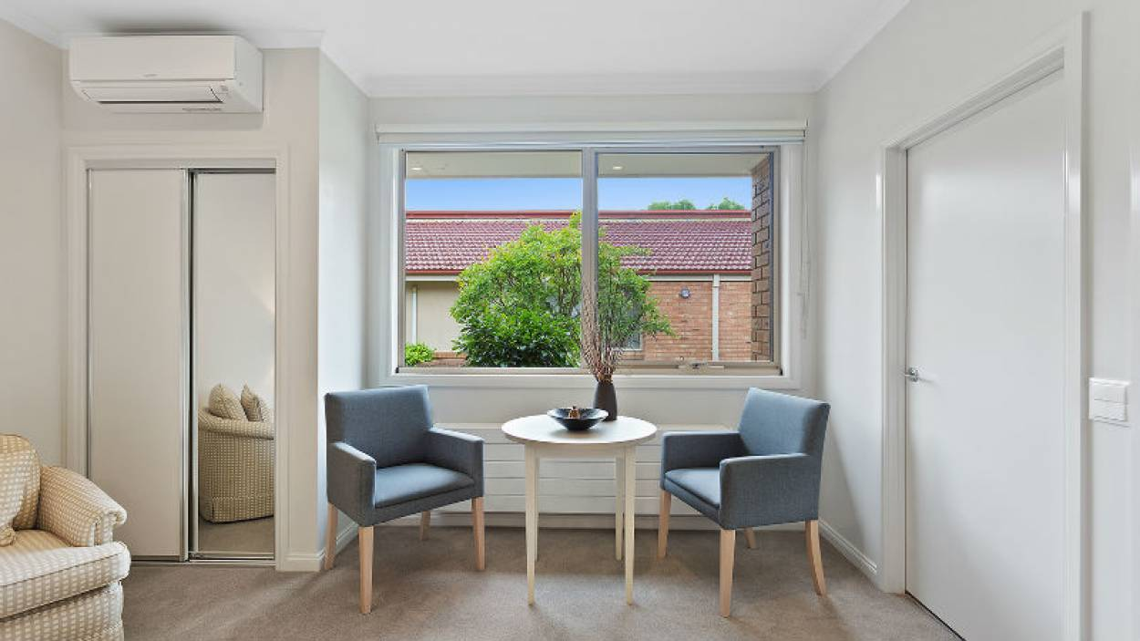 Private home with care & support services available