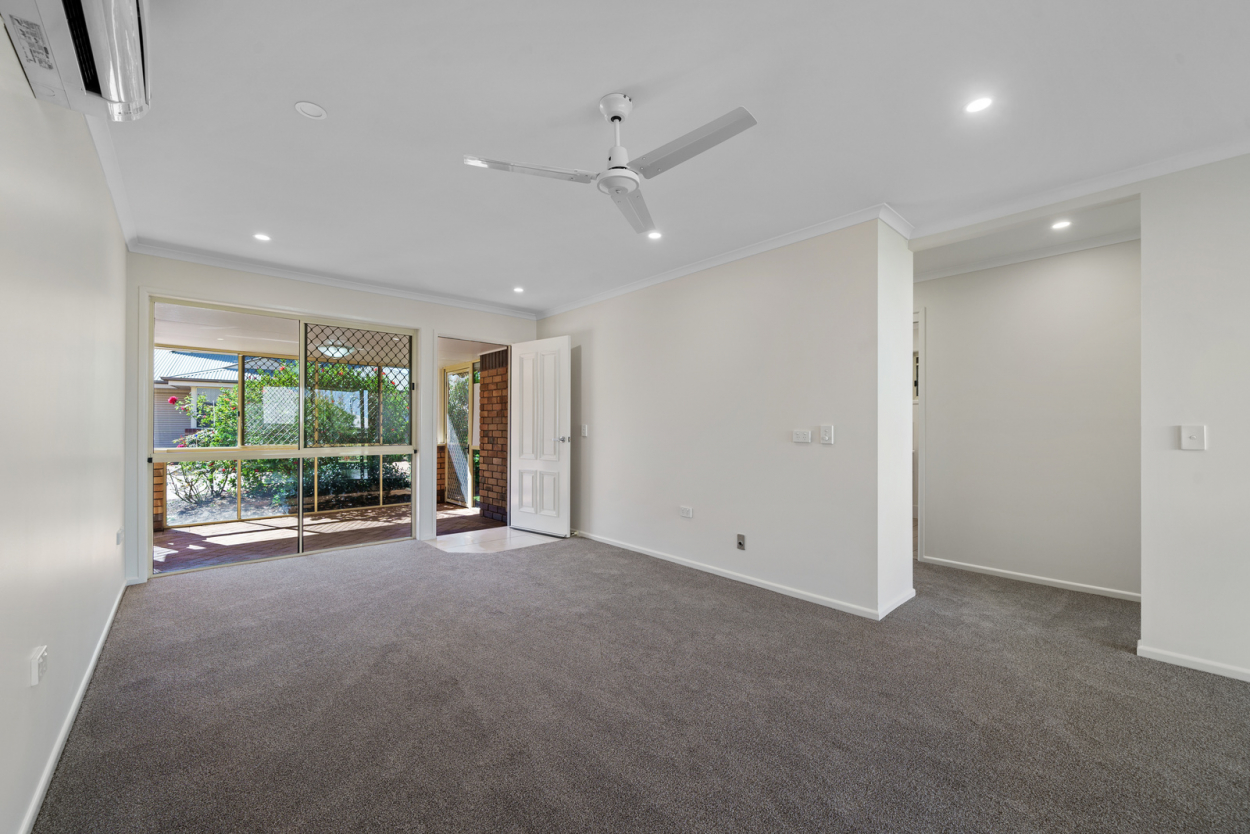 Large wrap around gardens - Westhaven 43 43/55 Arabian Street - Harristown 4350 Retirement Property for Sale