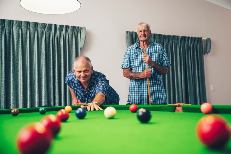 What are you looking for in Retirement Living ?