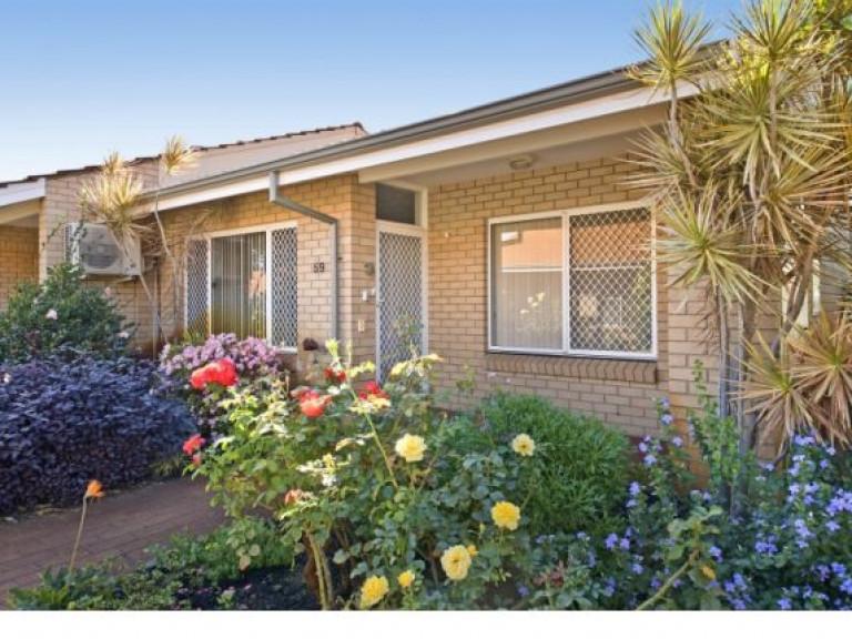 Villa 59, Bethanie Geneff Retirement Village