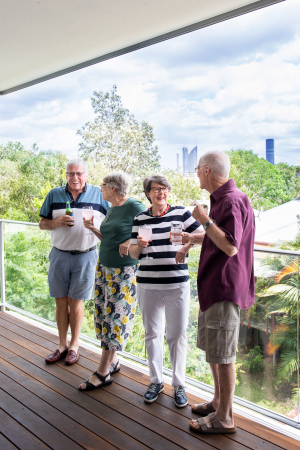 Your Retirement Living Masterpiece 43 Taylor Street - Woolloongabba 4102 Downsizing Apartment for Sale