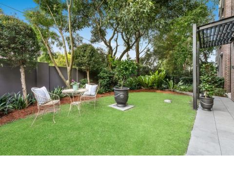 Sensational Over-sized Mirvac Luxurious Garden Apartment