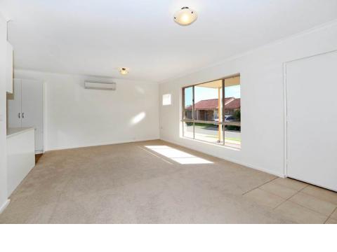 Rarely available three bedroom Acacia floorplan