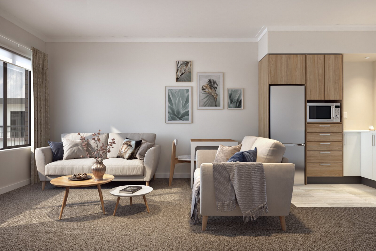 North Facing Serviced Apartment SA142/157 South Valley Road - Highton 3216 Retirement Property for Sale