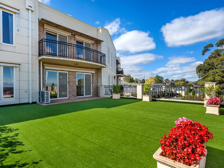 Over 55's living in Burwood - 2 Bedroom + Study