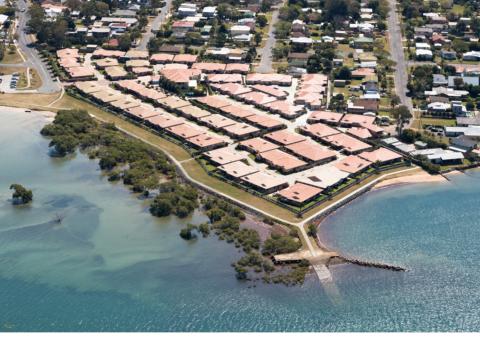Tranquil Waters Beachfront Retirement