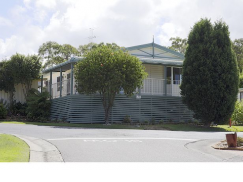 Spacious 2 Bedroom with Wrap Around Verandah in Bevington Shores over 50's Lifestyle Village