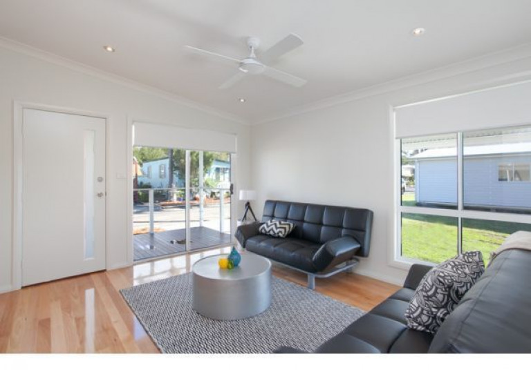 Over 50's Estate in beautiful Port Stephens