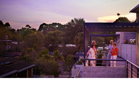 Resort style living with 24/7 care on-site at Aveo Bayview Gardens