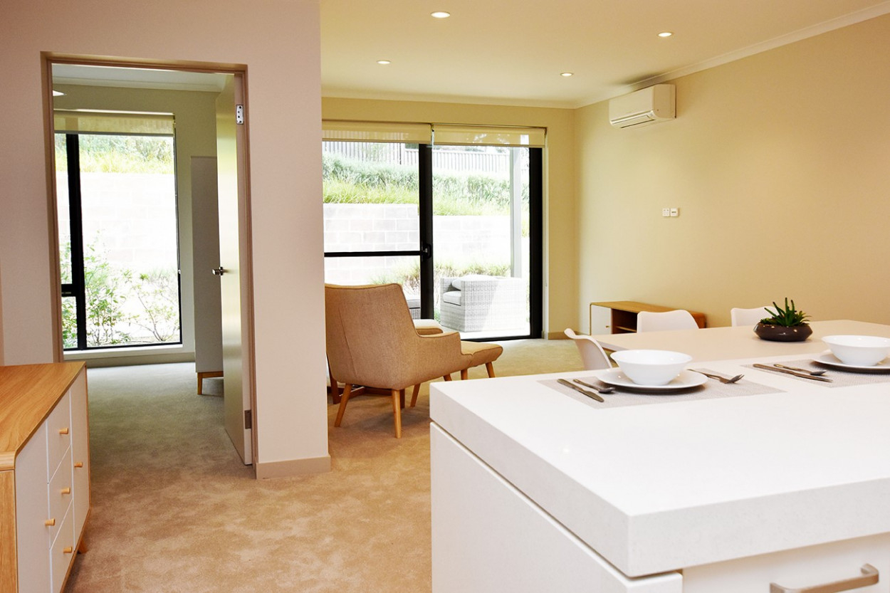 741 Luxury Apartments - Apt 3 now selling!  741 Mount Dandenong Road - Kilsyth 3137 Retirement Property for Sale