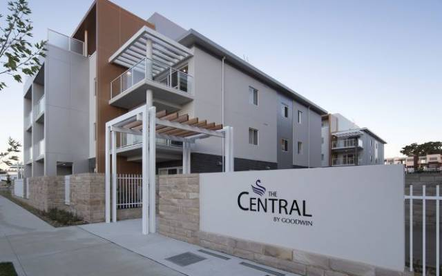 The Central - Choice of Apartments