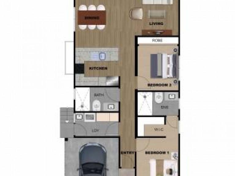 Lakeside Lifestyle Community Residence 55