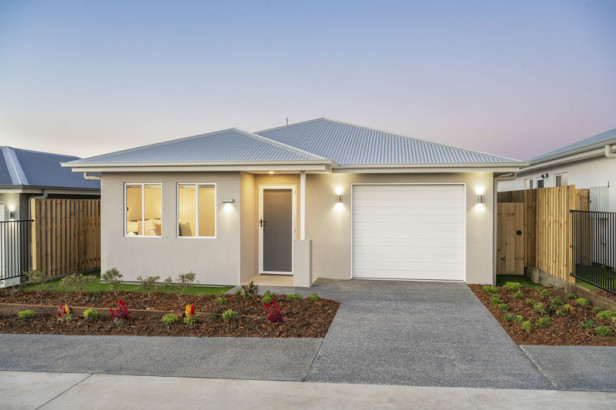 Brand new home now selling in over 50s lifestyle community