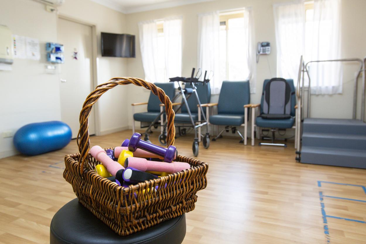 IRT Thomas Holt Sans Souci Aged Care Centre