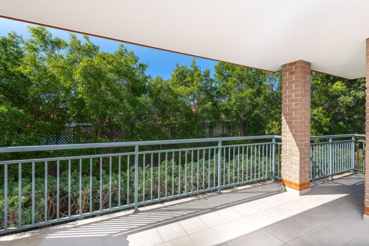 ABSOLUT PRIVACY WITH BUSHLAND OUTLOOK