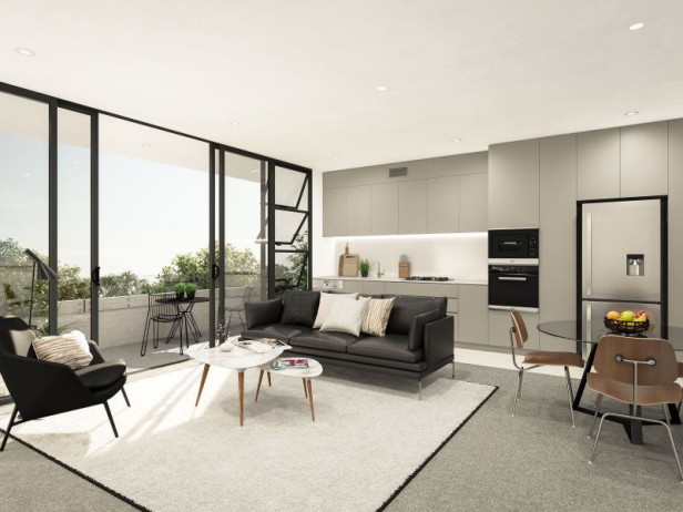 HIGH CLASS LIVING IN THE STYLISH AND CENTRALLY LOCATED VERVE RESIDENCES