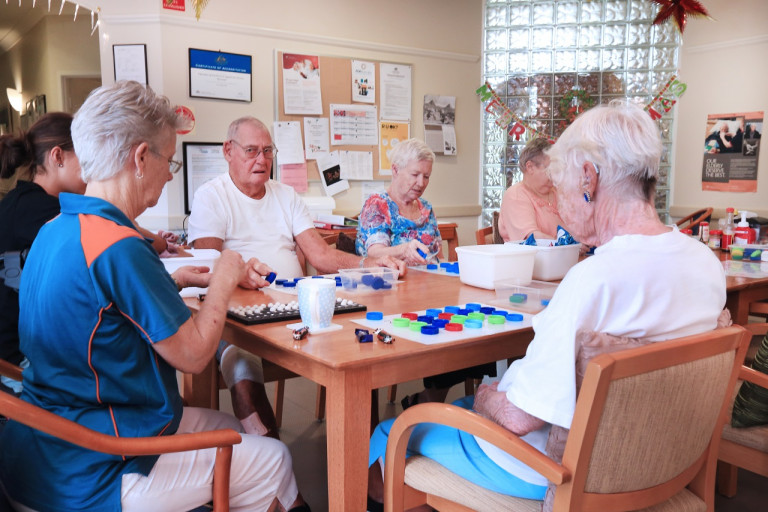 Churches of Christ Care Woorim Aged Care Service