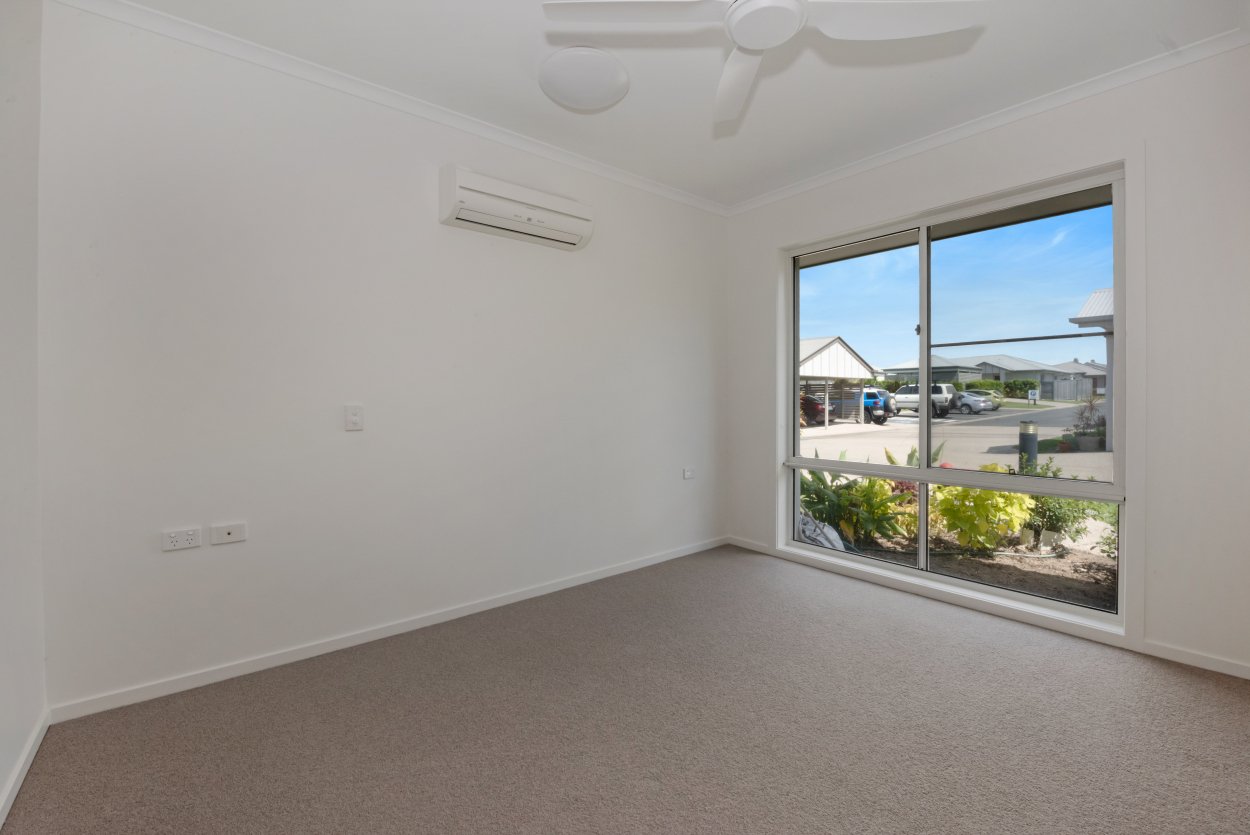 One bedroom plus office and close to all facilities - Breezes 73 73/1A  Beaconsfield Road - Mackay 4740 Retirement Property for Sale