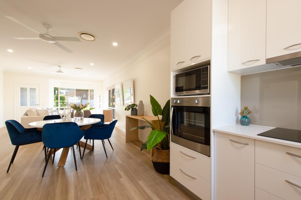 It's not a smaller home.  It's a larger lifestyle! Villa 2/8-12  Beaumetz Street - Sandgate 4017 Retirement Property for Sale