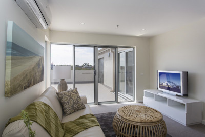 Premier penthouse apartment with entertainer's terrace