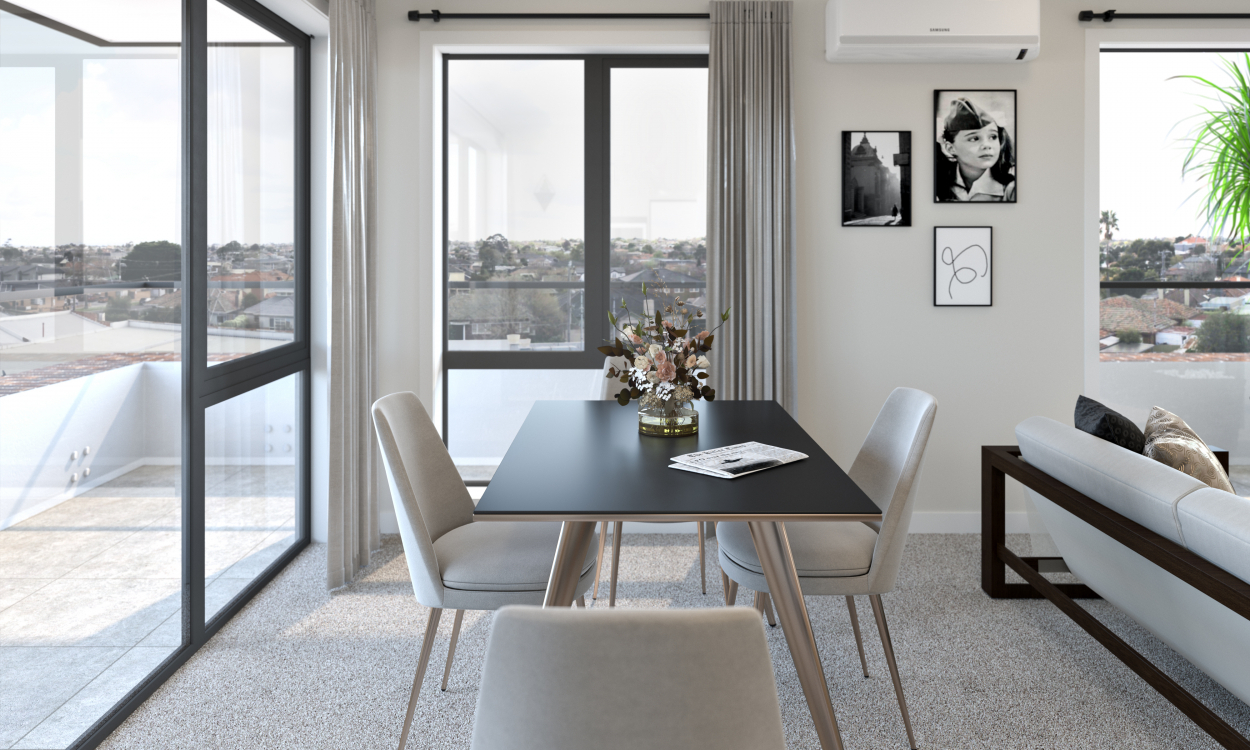 Luxurious three-bedroom apartment -Aberfeldie Retirement Village - Ryman Healthcare IA201/2 Vida Street - Aberfeldie 3040 Retirement Property for Sale