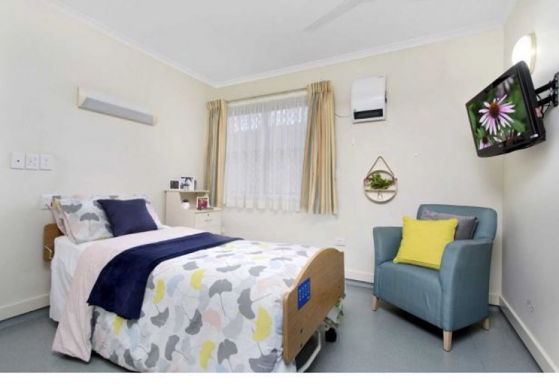 Homelike, caring, secure and supportive aged care service