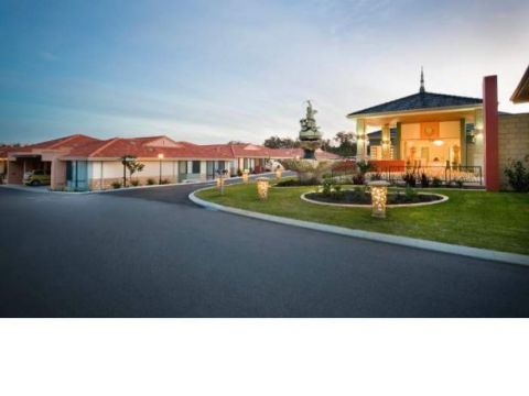 Regents Garden Lake Joondalup Residential Resort