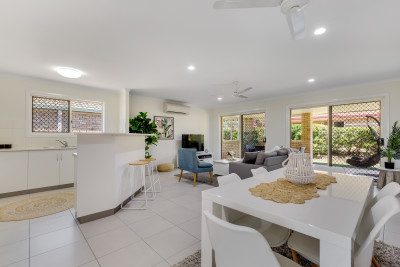 Carlyle Gardens Mackay - great design and spacious built in patio