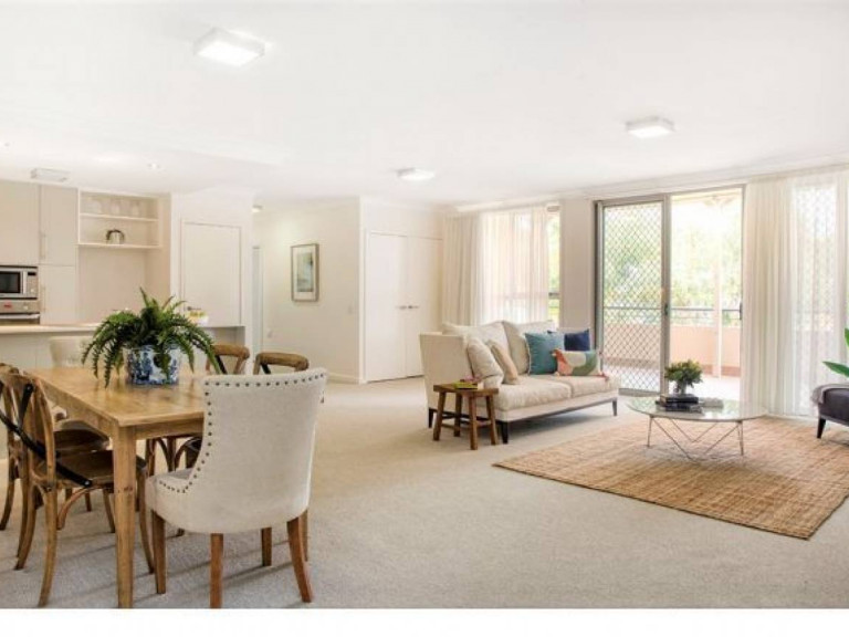 UNDER CONTRACT - Large 3 bedroom apartment in the heart of Woden