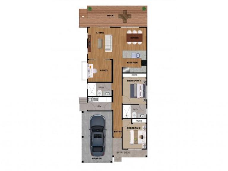 Residence 50 Monarch