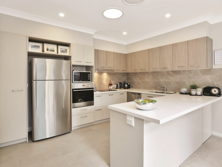 Anglicare Sydney - 2-bed villa at pet-friendly village at The Ponds
