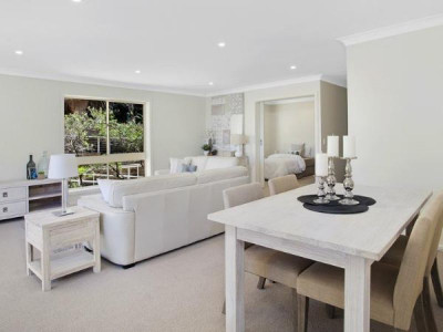 Beautifully renovated throughout