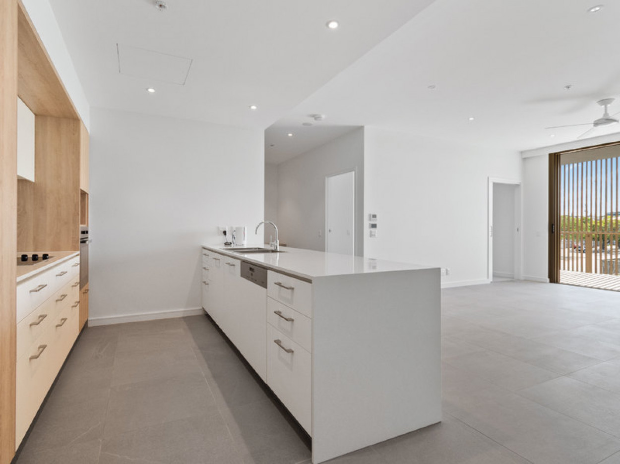 Modern Two-Bedroom Apartment