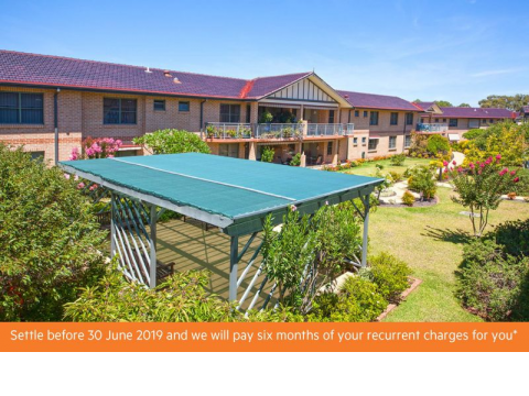 DEPOSIT TAKEN - Jarrah Unit - Elevated district and village views from both frontages