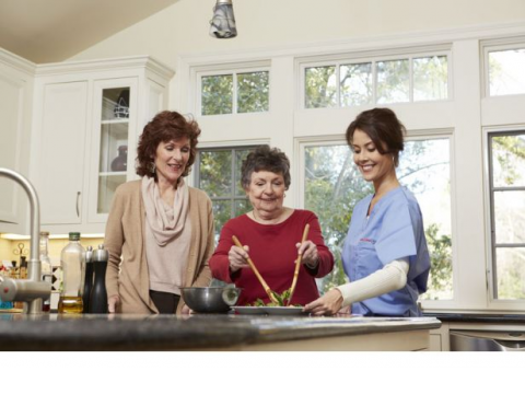 Live-in Home Care - Sydney Outer West