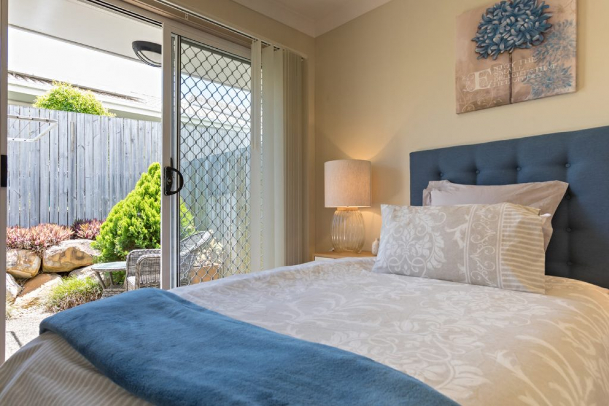 Affordable one-bedroom rental apartments in garden surrounds 1321 Anzac Avenue - Kallangur 4503 Retirement Property for Rental