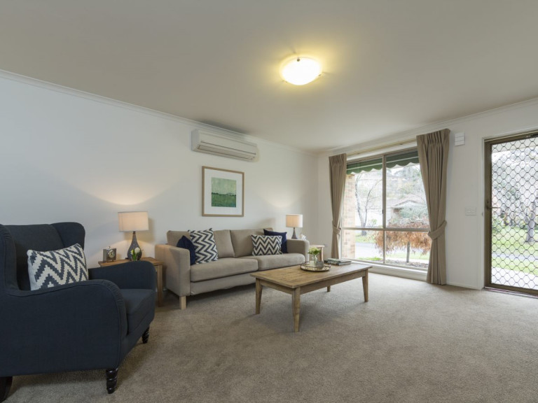 Over 55's living at Donvale Retirement Village - 2 Bedroom Apartment