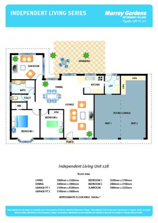 Independent Living Unit 128